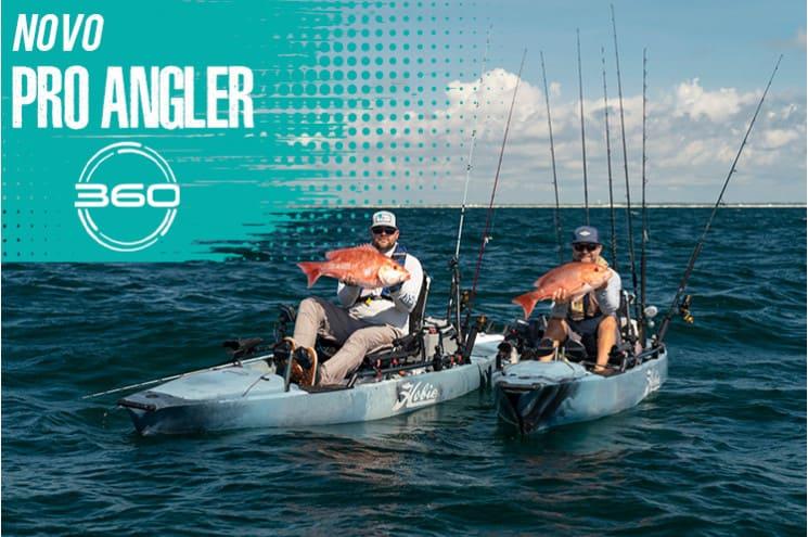 Mirage Pro Angler 14 com 360