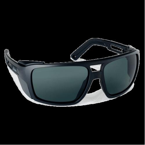 Óculos Polarizado El Matador Hobie - F.T POLARIZED ELMTDR STNBLK/GR
